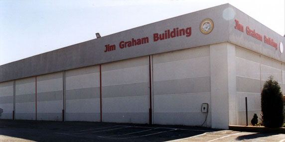 NCSF Jim Graham Building