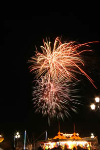 July 4th Celebration at the N.C. State Fairgrounds