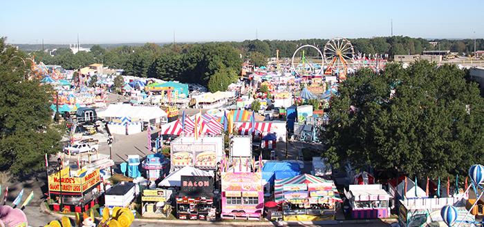 Nc state fair dates