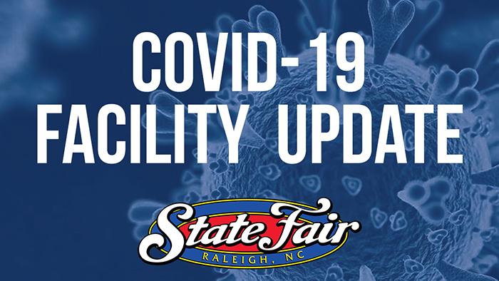 COVID-19 Facility Update